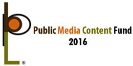 Public Media Content Fund 2016